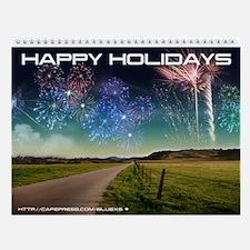 Holiday Wall Calendar