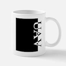 UAV Typography Mug