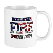 Volunteer Fire Fighter Mug