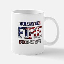 Volunteer Fire Fighter Mug