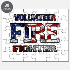 Volunteer Fire Fighter Puzzle
