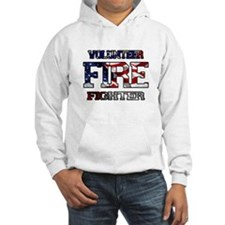Volunteer Fire Fighter Hoodie Sweatshirt