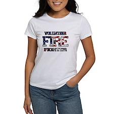 Volunteer Fire Fighter Tee