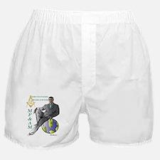 MF&AM Boxer Shorts