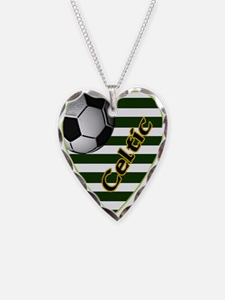 Celtic Football Irish Necklace