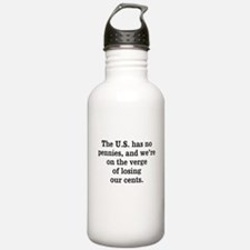 Non-Cents Water Bottle