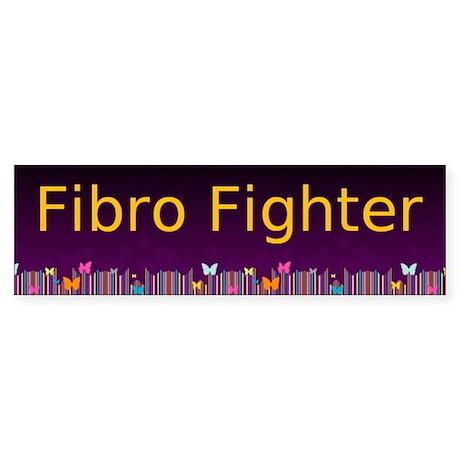 Fibro Fighter (bumper sticker)