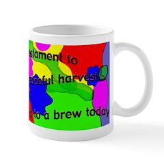 Tea, Testament to Peace Mug
