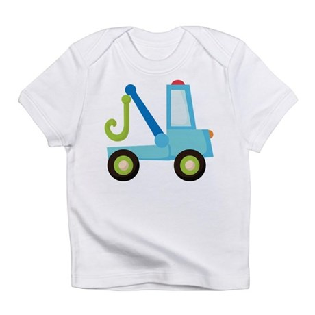 Tow Truck Construction Infant T-Shirt