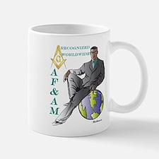 AF&AM Mug