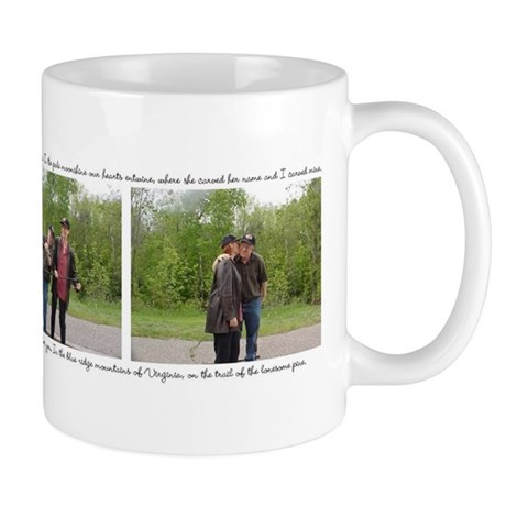 On the trail Mug