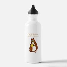 Deja Brew Water Bottle