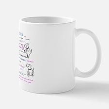 lubly bully original designs Mug
