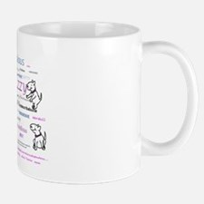 lubly bully original designs Small Small Mug