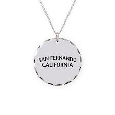San Fernando California Necklace