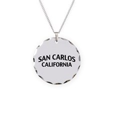 San Carlos California Necklace
