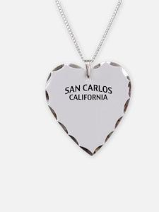 San Carlos California Necklace