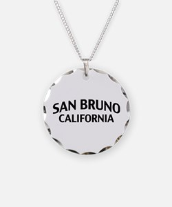 San Bruno California Necklace