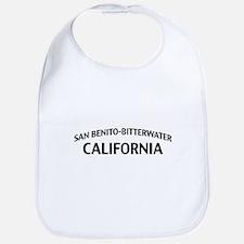 San Benito-Bitterwater California Bib