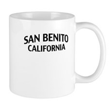 San Benito California Mug