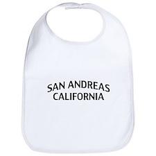San Andreas California Bib