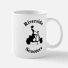 Unique Scooter logo Mug