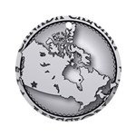 Canada Calgary LDS Mission Ma Ornament (Round)