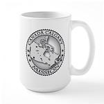 Canada Calgary LDS Mission Ma Large Mug