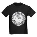 Canada Calgary LDS Mission Ma Kids Dark T-Shirt