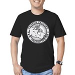 Canada Calgary LDS Mission Ma Men's Fitted T-Shirt