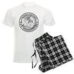 Canada Calgary LDS Mission Ma Men's Light Pajamas