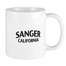 Sanger California Mug