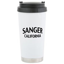 Sanger California Travel Mug
