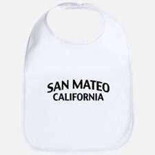 San Mateo California Bib