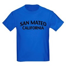 San Mateo California T