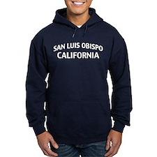 San Luis Obispo California Hoodie