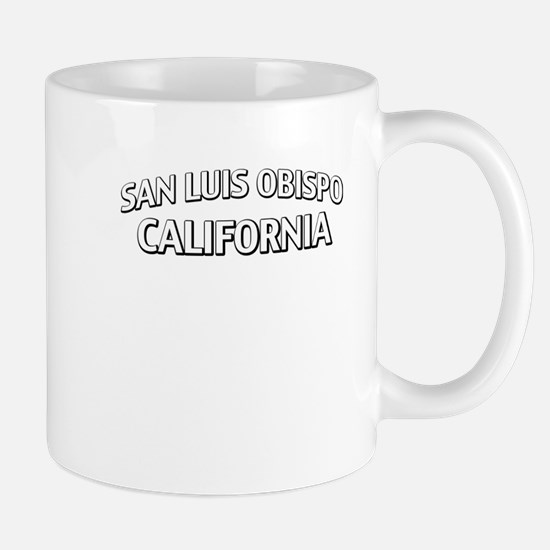 San Luis Obispo California Mug
