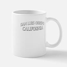 San Luis Obispo California Small Small Mug