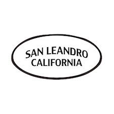 San Leandro California Patches