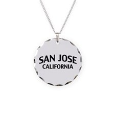San Jose California Necklace