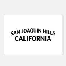 San Joaquin Hills California Postcards (Package of