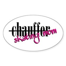 Chauffer Mom Decal