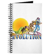 Scuba Evolution Journal