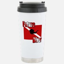 Future Diver Stainless Steel Travel Mug