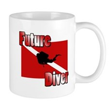 Future Diver Mug