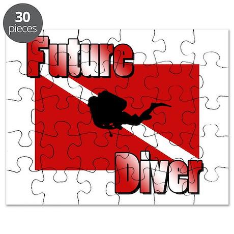 Future Diver Puzzle