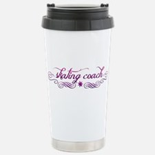 Coach design 1 Stainless Steel Travel Mug