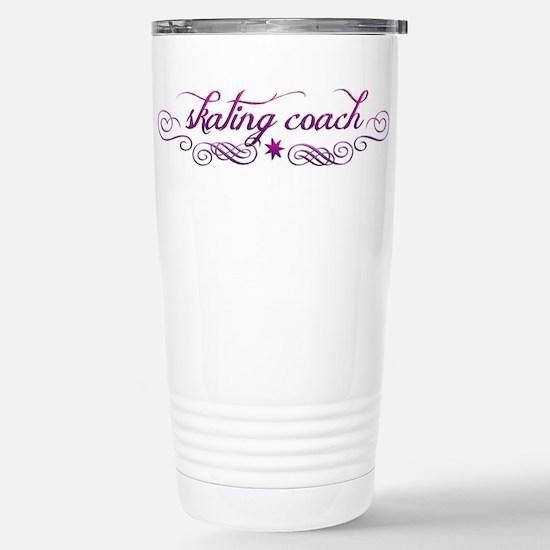 Coach design 1 Stainless Steel Travel Mug