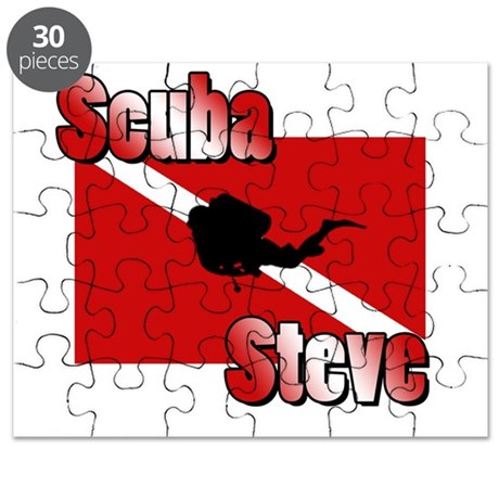 Scuba Steve Puzzle