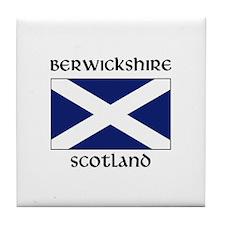 Unique Scottish flag Tile Coaster